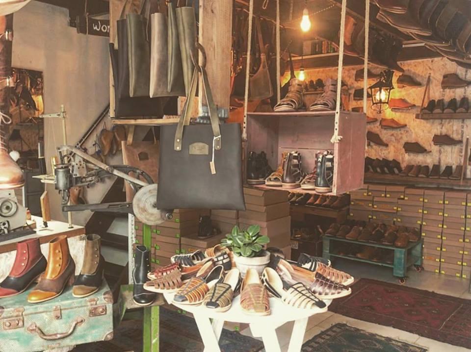 Cooperative Handmade La Zapateria blog - sentir, es muy bonito para ofrecer